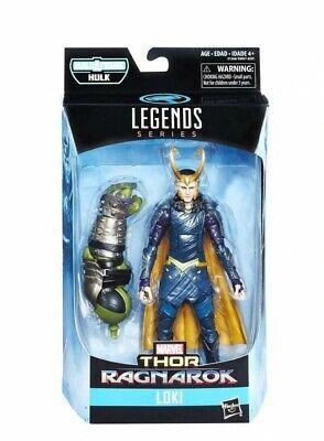 marvel legends series thor ragnarok LOKI