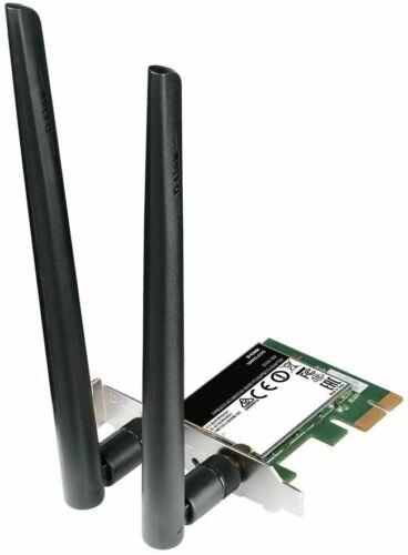 D-Link Wireless AC1200 Dual Band Wi-Fi PCI Express Adapter DWA‑582