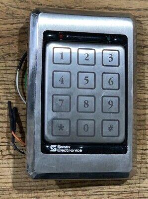 Essex Electronics Ktp-103-sn Hv 26 Bit Wiegand - Access Control Keypad