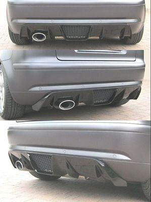 Heckdiffusor/Verkleidung--rear diffusor  Audi A3 2003- (RE 530P)
