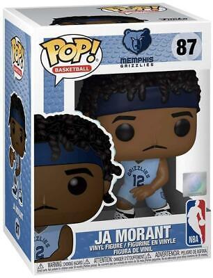 Memphis Grizzlies Funko NBA Pop Vinilo Figura Ja Morant (Alternativo)