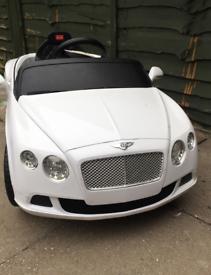 Bentley kids car 12v