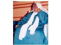 African & Islamic Spiritual Healer, Clairvoyant, Psychic - Professor Sheikh Kajali