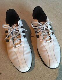 Men's Adidas golf shoes size 10.5
