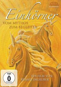 Einhörner - Vom Mythos zum Begleiter DVD Neu!