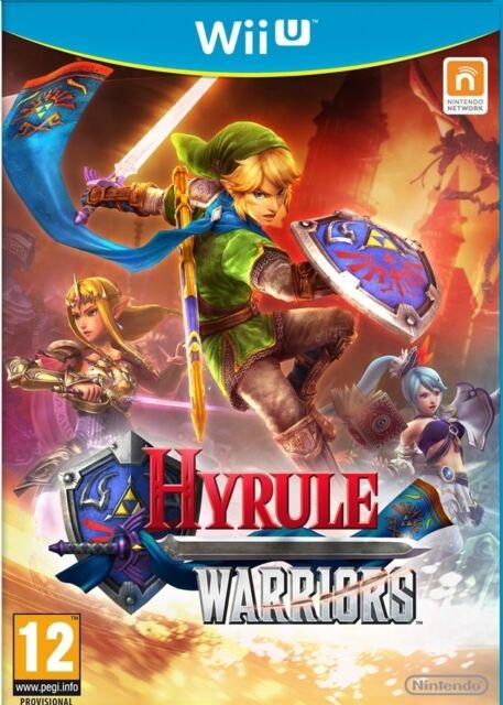 New Hyrule Warriors (Nintendo Wii U)