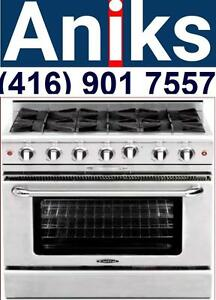 Capital Culinarian MCOR366/ MCOR366N Sale $6999 36in Gas Range 6 Powerful 25,000 BTUs/hr 4.9 cu. ft. Oven, 30,000 BTU