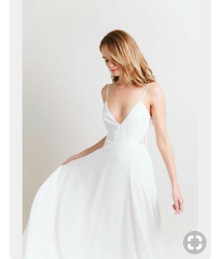 6cf68bb20af Monterey Sarah Seven Wedding Dress