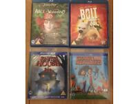 3d movies set