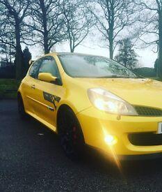 Renault Clio Renaultsport F1 *ltd edition*