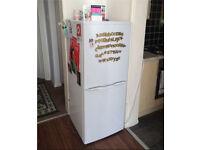 White fridge freezer £50! Bargain price!