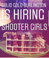 SHOOTER GIRLS WANTED