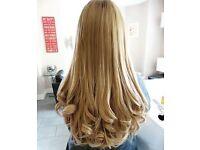 Rebecca Jayne hair extensions