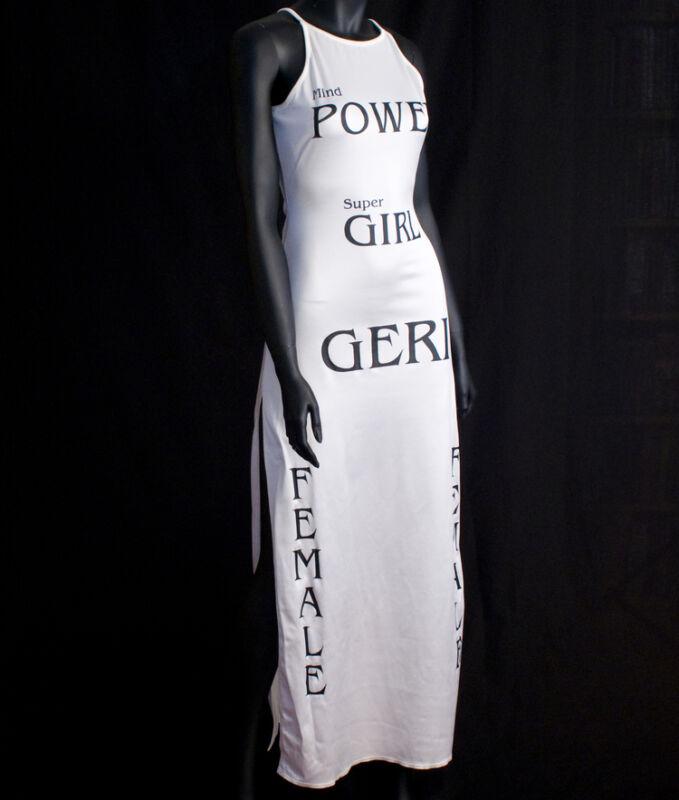 Geri Halliwell 'Girl Power' Dress