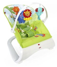 Fisher price baby bouncer