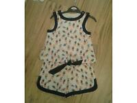 Next girls play suit