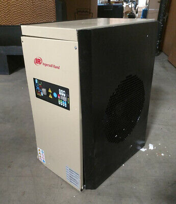 Ingersoll Rand D102it Compressed Air Dryer 60 Cfm Max Air Compressor 15 Hp