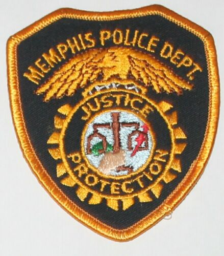 MEMPHIS POLICE DEPT Tennessee TN PD patch #4