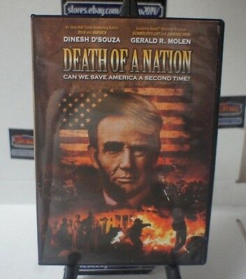 Death of a Nation (DVD 2018) NEW, FREE SHIPPING