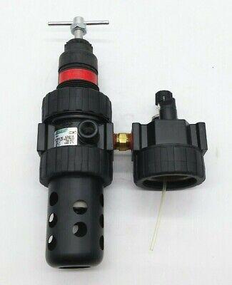 Speedaire 5z421a Filter Regulator Lubricator For Parts