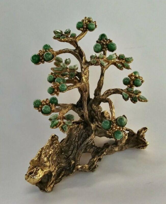 Swoboda- Vintage Gemstones Bonsai Tree