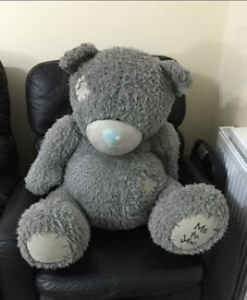 Selection of large teddy bears