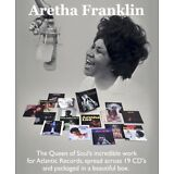 The Atlantic Albums Collection [Box] Aretha Franklin (19 CD) - BRAND NEW SEALED