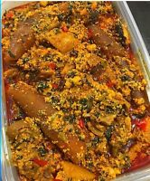 Nigerian food at your service  + Easter discount