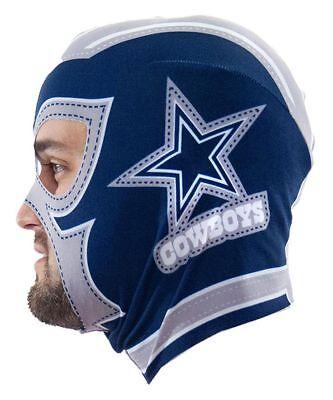 Nfl Dallas Cowboys Fan - NFL Dallas Cowboys Team Fan Mask Free Shipping
