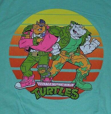 Adult Mutant Ninja Turtles (TMNT Teenage Mutant Ninja Turtles Character Tee Villains T-Shirt Adult)