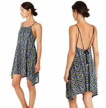 Tigerlily Dress Chevron Sundress size 10 New without tags Cremorne North Sydney Area Preview
