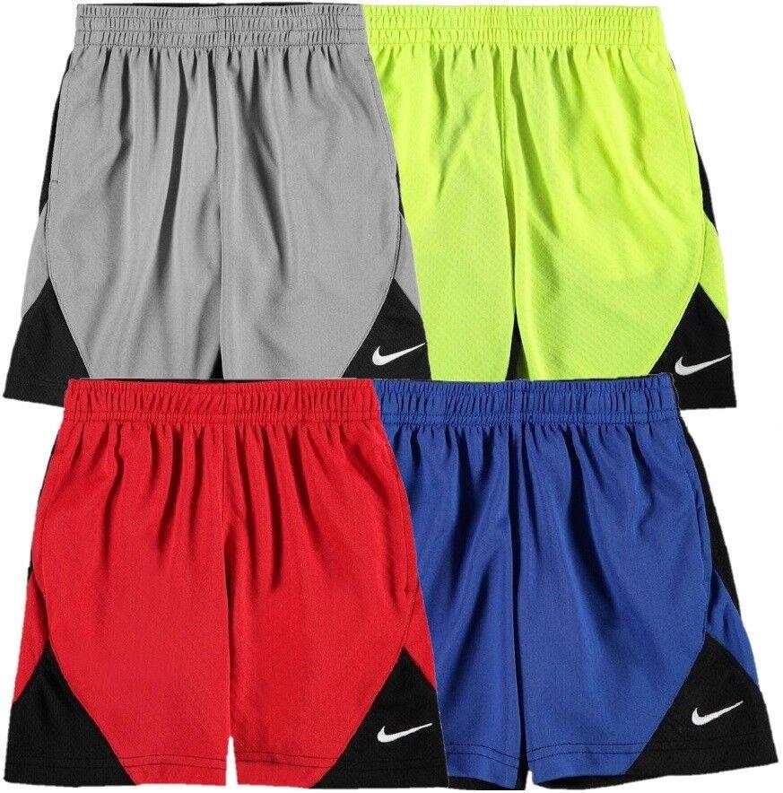 ✅ NIKE Avalanche Kinder kurze Hose Jungen Shorts Fussballhose Sporthose Fitness