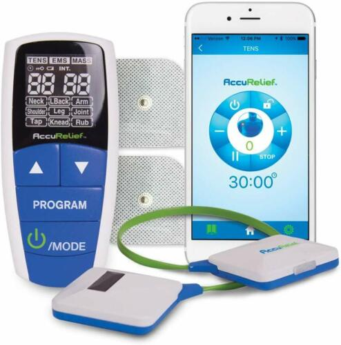 AccuRelief Wireless 3-in-1 Pain Relief Device (Model ACRL-9100)