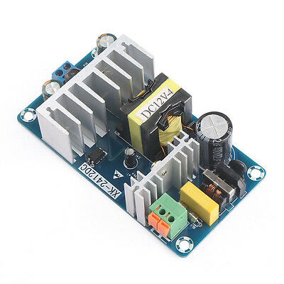 Ac 85-265v To Dc 12v 8a Acdc 5060hz Switching Power Supply Module Board Us