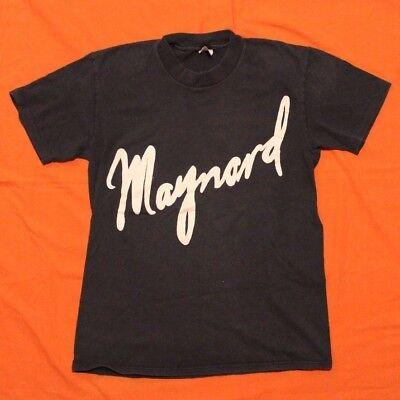 MAYNARD FERGUSON Vintage Original 90s Concert Tour T-Shirt Men's M Trumpet Jazz