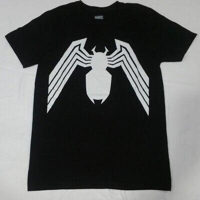 - Venom - Suit Apparel T-Shirt - Black S M L XL 2XL