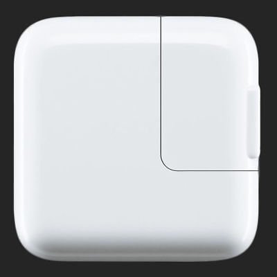 USB Wall Charger Power Adapter for Apple iPad iPhone 12W 5.2V 2.4A - NEW