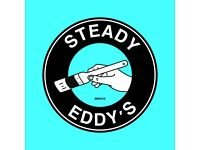 Steady Eddy's - Painter decorator in BS3