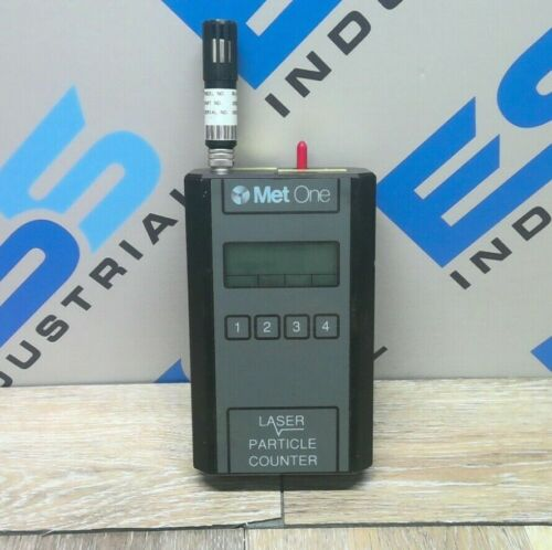 MET ONE LASER PARTICLE COUNTER 227B.3.1 CE NiMH