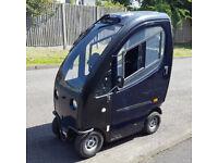 Rare Mini Crosser Cabin Mobility Scooter Cost £11000 New