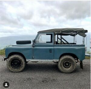 Wanted Land Rover series 1 2 3 project