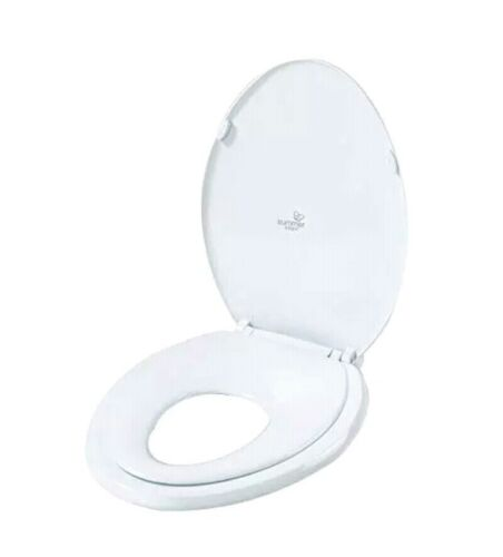 Summer Infant 2-in-1 Toilet Trainer Potty Training Seat Todd