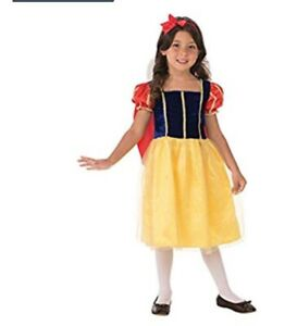 Children's Snow White Costume - New