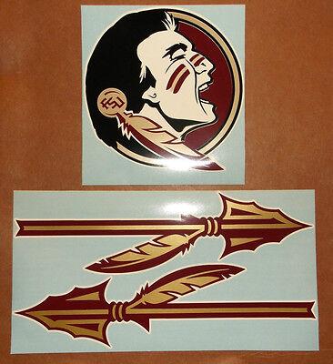 Florida State Seminoles Fsu Decal   Sticker   New Logo