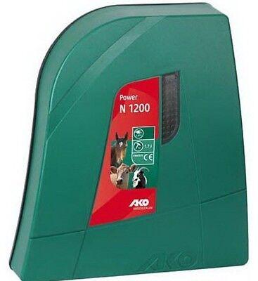 Poder N 1200 Dispositivo Valla Pasto Eléctrica Caballo Aparato Alimentador Cable