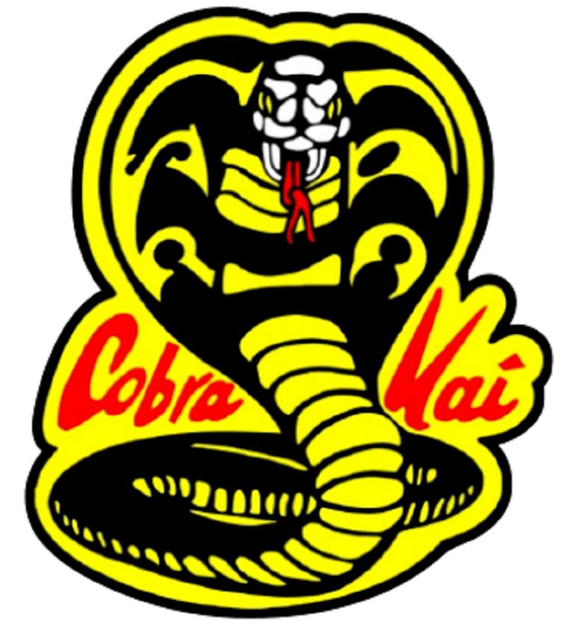 Home Decoration - Cobra Kai Vinyl Wall logo Decal Sticker nostalgia Car Laptop Window