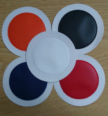 CAR VAN TAX DISC HOLDER RE USEABLE FULL RANGE OF COLOURS