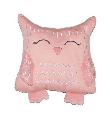 Crown Crafts Decorative Plush Baby Owl 10