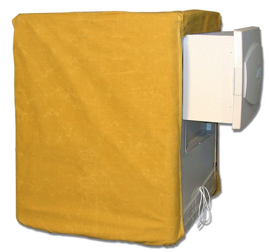 34x34x36 Side Draft Discharge Evaporative Swamp Cooler Cover