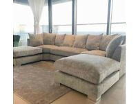 CLEARANCE SALE BRAN NEW U SHAPE SOFA AVAILABLE IN STOCK **WITH FREE DELIVERY